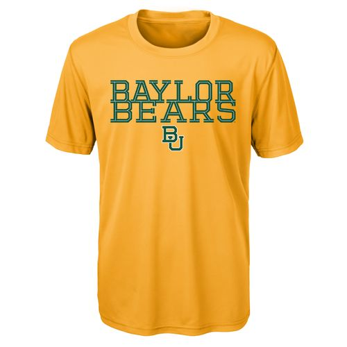 Gen2 Toddlers' Baylor University Overlap Poly T-shirt