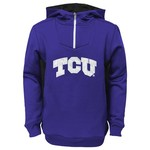 NCAA Kids' Texas Christian University Pullover Hoodie