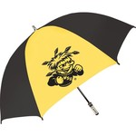 "Storm Duds Wichita State University 62"" Golf Umbrella"