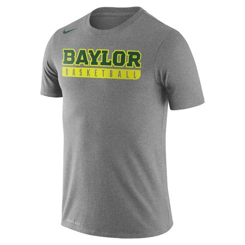 Nike Men's Baylor University Basketball Practice T-shirt