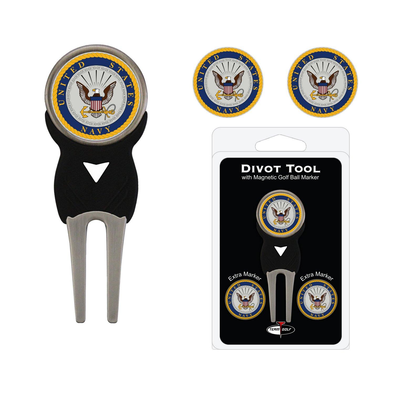 Team Golf U.S. Naval Academy Divot Tool and