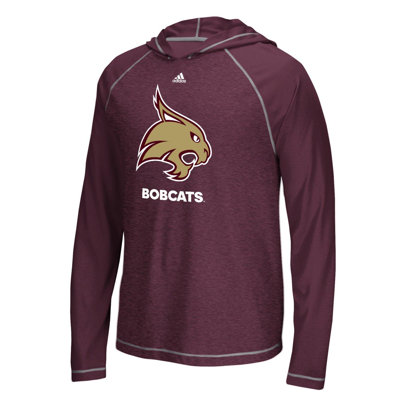 adidas™ Men's Texas State University Loyal Fan Hoodie