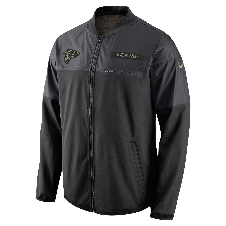 Nike Men's Atlanta Falcons STS Hybrid Jacket