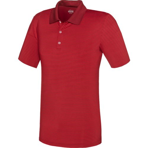 BCG™ Men's Golf Ministripe Tru Wick Short Sleeve Polo Shirt