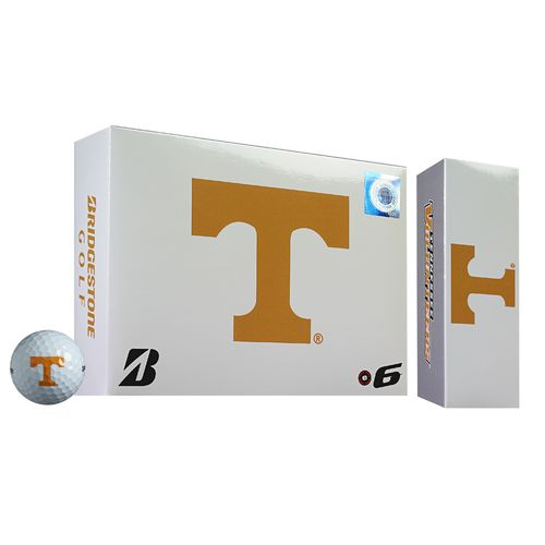 Bridgestone Golf University of Tennessee e6 Golf Balls 12-Pack
