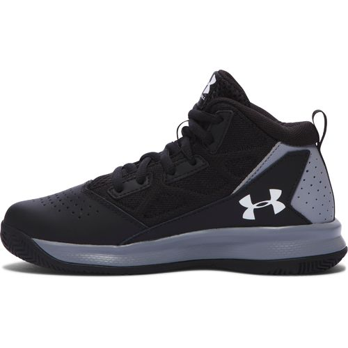 Under Armour Boys' BPS Jet Mid-Top Basketball Shoes - view number 5