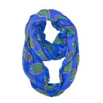 ZooZatz Women's University of Florida Infinity Scarf