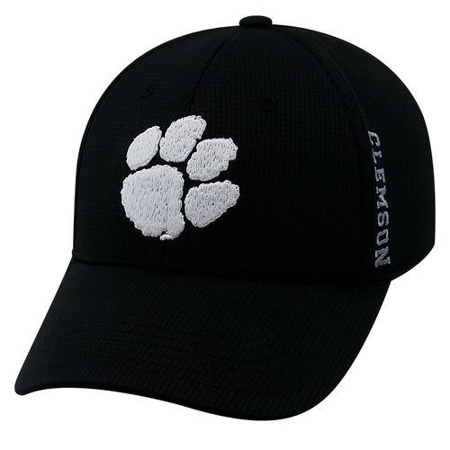 Top of the World Men's Clemson University Booster Plus Tonal Cap - view number 1