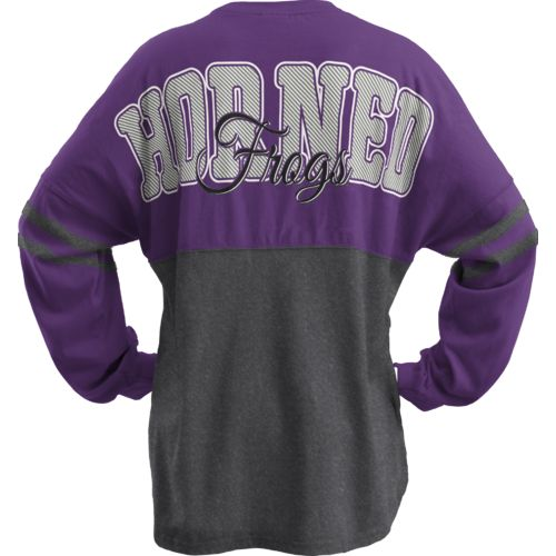 Three Squared Juniors' Texas Christian University Varsity Script