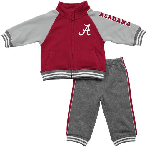Colosseum Athletics™ Infants'/Toddlers' University of Alabama Aviator Fleece Jacket