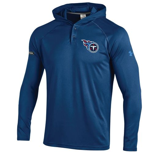 Under Armour™ NFL Combine Authentic Men's Tennessee Titans Tech Hoodie