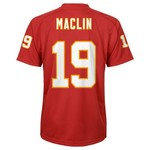 NFL Boys' Kansas City Chiefs Jeremy Maclin #19 Performance T-shirt