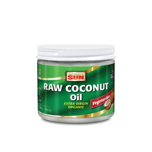 Health From The Sun® Raw Coconut Oil