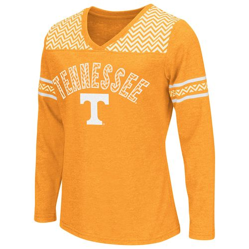 Colosseum Athletics™ Girls' University of Tennessee Cupie Long Sleeve Shirt