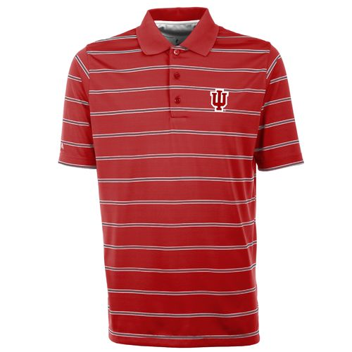 Antigua Men's Indiana University Deluxe Polo Shirt