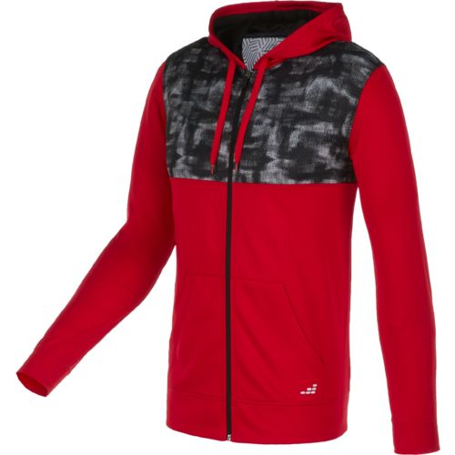 Red Fleece Jacket | Academy