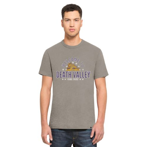 '47 Louisiana State University Welcome to Death Valley Scrum T-shirt