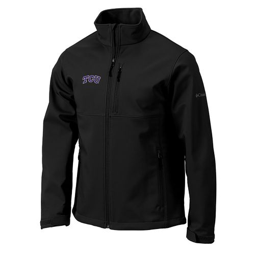 Columbia Sportswear™ Men's Texas Christian University Ascender™ Softshell Jacket
