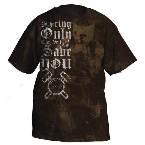 Ringside Men's Only the Bell Can Save You T-shirt - view number 1