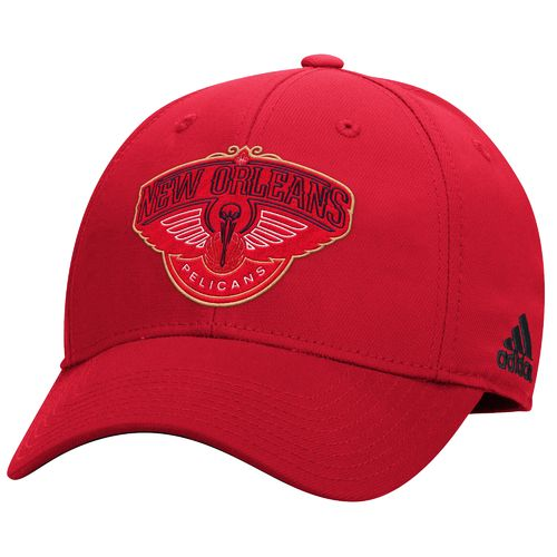 adidas™ Men's New Orleans Pelicans Structured Flex Cap