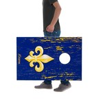 AGame Fleur de Lis Beanbag Toss Game - view number 7