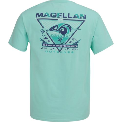 Magellan Outdoors Men's Lure Tribal Short Sleeve T-shirt