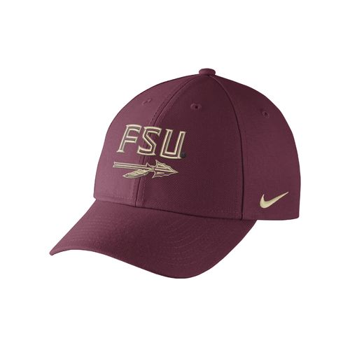 Nike Men's Florida State University Dri-FIT Classic Cap
