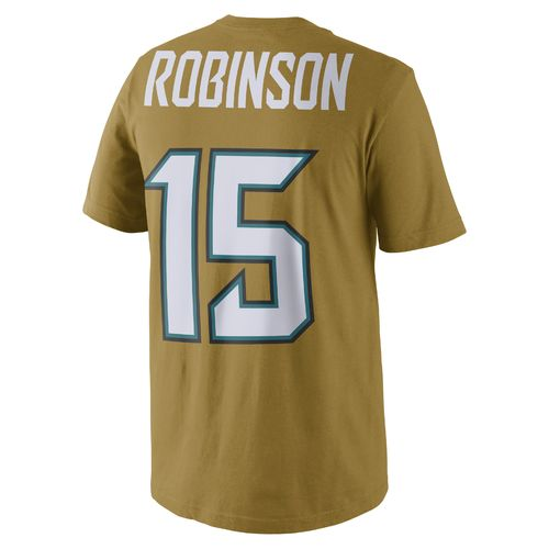 Nike™ Men's Jacksonville Jaguars Allen Robinson #15 Player Pride Name and Number XC2 T-shir