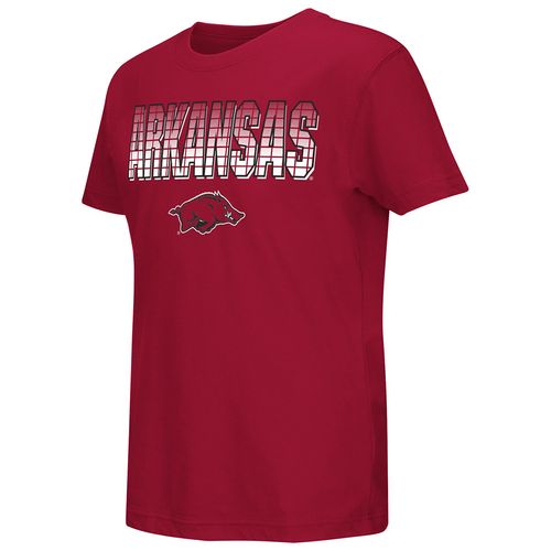 Colosseum Athletics™ Youth University of Arkansas Gack Short Sleeve T-shirt