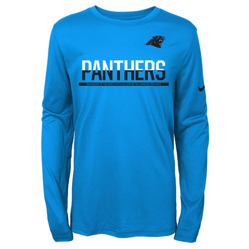 NFL Youth Carolina Panthers Practice T-shirt - view number 1