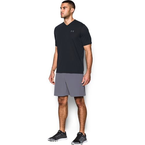 Under Armour Men's Threadborne V-neck Performance Top - view number 4