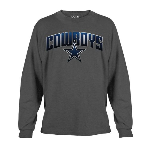 Dallas Cowboys Men's Ascender Long Sleeve T-shirt