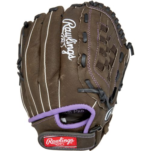 Rawlings Youth Storm 12 in Fast-Pitch Softball Glove - view number 2