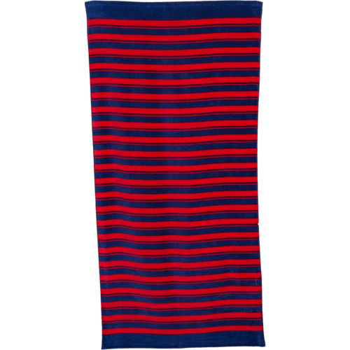 O'Rageous Kids' Americana Stripe Beach Towel