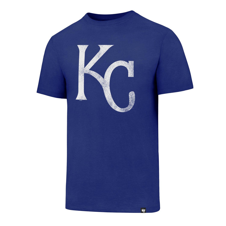 '47 Kansas City Royals Coops 1969 Primary Knockaround Club T-shirt supplier