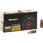 Monarch® FMJ 9 mm Luger 115-Grain Pistol Ammunition - view number 1