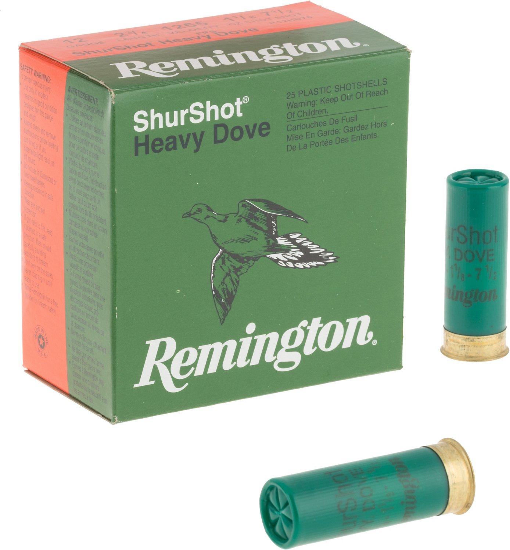 Remington ShurShot Heavy Dove 12 Gauge Shotshells