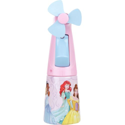 O2 COOL® Disney Princesses Misting Fan
