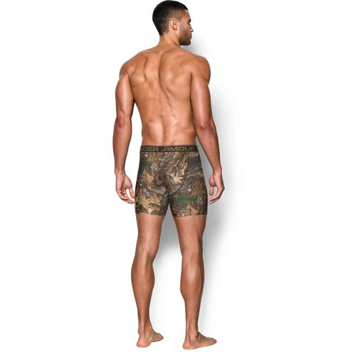 Under Armour Men's Original Series Camo Boxerjock Underwear - view number 5