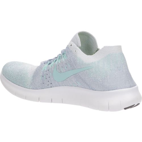 Nike Women's Free RN Flyknit 2017 Running Shoes - view number 3