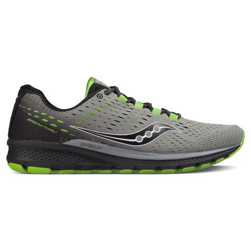 Display product reviews for Saucony Men's Breakthru 3 Running Shoes
