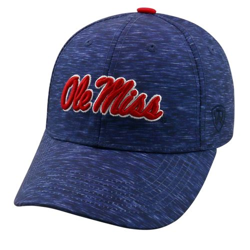 Top of the World Men's University of Mississippi Warpspeed Cap