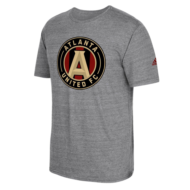 Cheap adidas Men's Atlanta United FC Vintage Too Short Sleeve T-shirt