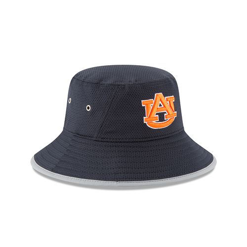 New Era Men's Auburn University Team Training Bucket Hat - view number 3