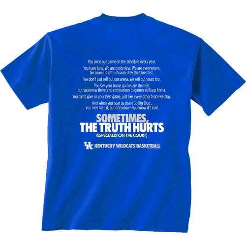 New World Graphics Men's University of Kentucky Basketball Truth T-shirt - view number 1