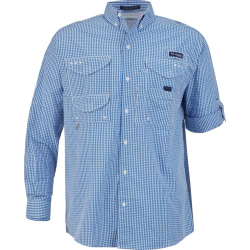 Display product reviews for Columbia Sportswear Men's PFG Super Bonehead Classic Shirt