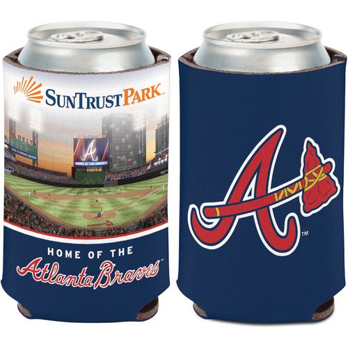 WinCraft Atlanta Braves SunTrust Park 12 oz Can Cooler