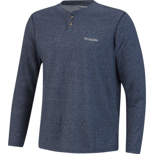 Columbia Sportswear Men's Thistletown Park Henley - view number 3
