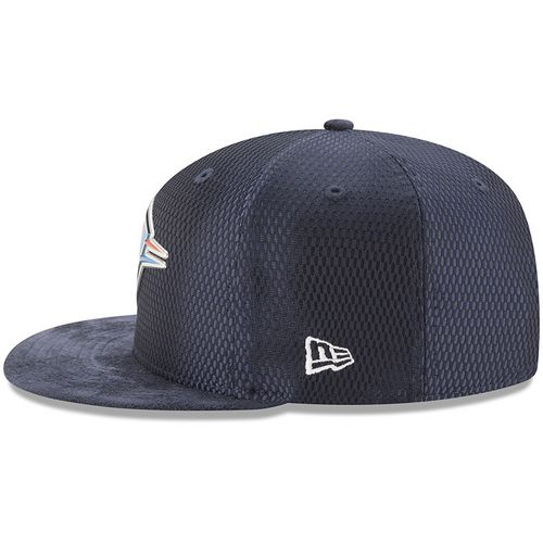 New Era Men's Oklahoma City Thunder 9FIFTY On Court Snapback Cap - view number 5