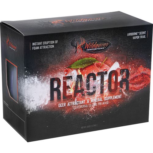 Wildgame Innovations Reactor 5 lb Deer Attractant and Mineral Supplement - view number 1
